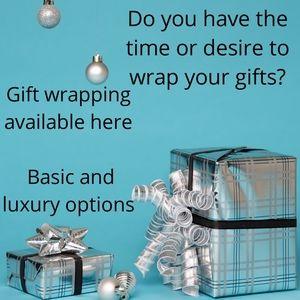 I will wrap it!